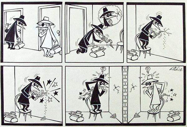 spy vs. vspy