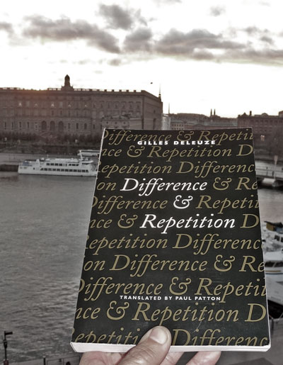 deleuze difference and repetition pdf