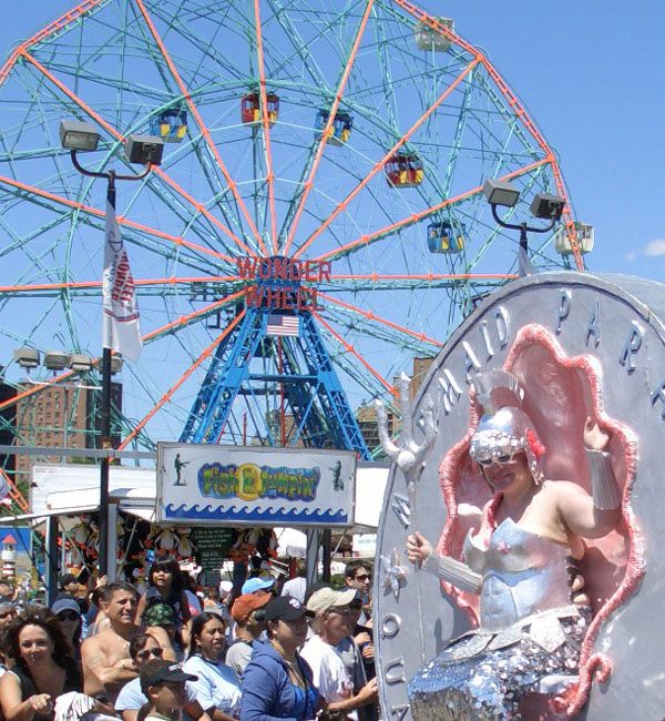 Say Adios to Wonder Wheel